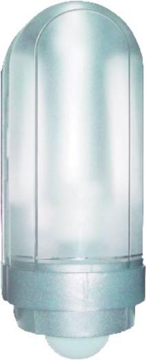 Smartwares Security Light ES68A SW Außenwandleuchte Energiesparlampe, LED E27 60 W Aluminium