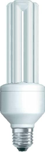 Energiesparlampe 195 mm OSRAM 230 V E27 30 W = 130 W Warm-Weiß EEK: A Röhrenform Inhalt 1 St.
