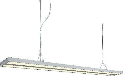 Pendelleuchte Leuchtstofflampe G5 70 W SLV Kuno 160832 Silber-Grau