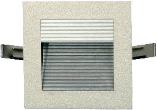 Barthelme Ravenna 62318027 LED-Einbauleuchte 2.5 W Warm-Weiß Aluminium (gebürstet)