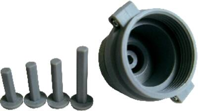 Thermostat adapter 76030