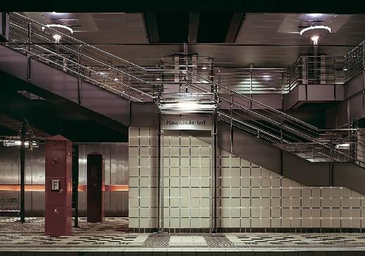 LED-Fliesenleuchte Ergänzungs-Set 1.1 W Tageslicht-Weiß Paulmann 98772 Crosslight Schwarz