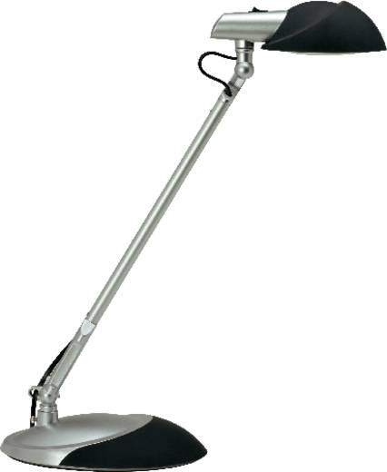 LED-Schreibtischleuchte 7 W Tageslicht-Weiß Maul MAULstorm 8200990 Schwarz