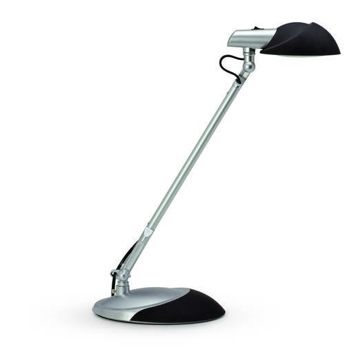 Maul MAULstorm 8200990 LED-Schreibtischleuchte 7 W Tageslicht-Weiß Schwarz