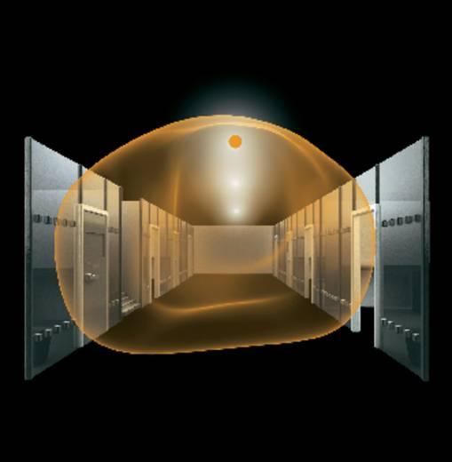 Deckenleuchte mit Bewegungsmelder Energiesparlampe E27 60 W Steinel RS 14 L 731113 Weiß