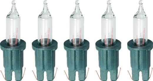 Konstsmide 2650-050SB Ersatzlampen 5 St. 5 V Klar