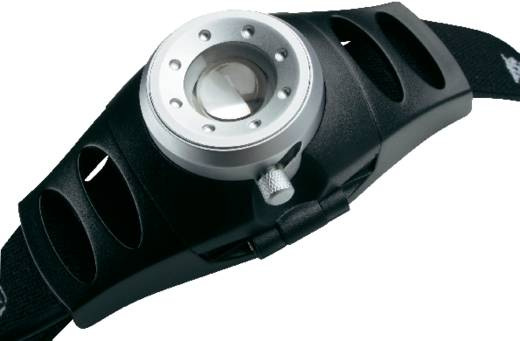 Stirnlampe Ledlenser H5 7869 Schwarz