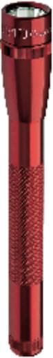 LED Taschenlampe MAG LED Technology Mini-Mag 2AA batteriebetrieben 118 g Rot
