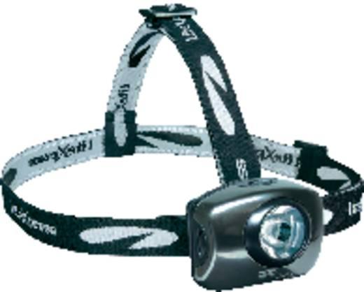 LED Stirnlampe LiteXpress Liberty 111-2 batteriebetrieben 96 g Titan-Grau LX212076