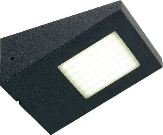 SLV Iperi 231315 LED-Außenwandleuchte 4 W Kalt-Weiß Anthrazit