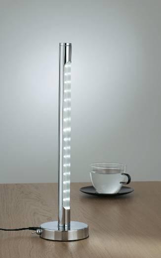 LED-Schreibtischleuchte 6 W Tageslicht-Weiß Paulmann Tower 77054 Chrom