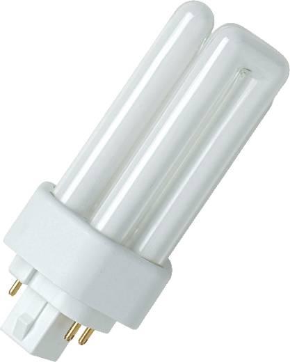 Philips Lighting Kompakt-Leuchtstofflampe EEK: B (A++ - E) GX24q-2 100 mm 230 V 18 W Warm-Weiß Röhrenform 10 St.