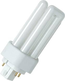 Úsporná zářivka Osram, 18 W, GX24q-2, 116 mm, teplá bílá