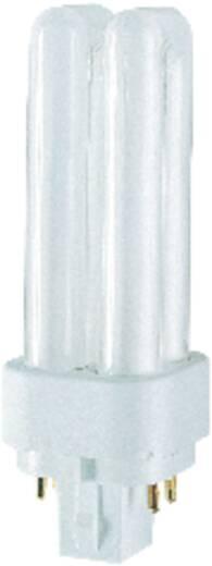 Energiesparlampe 101 mm OSRAM 230 V G24Q-1 10 W Neutralweiß EEK: A Röhrenform 1 St.