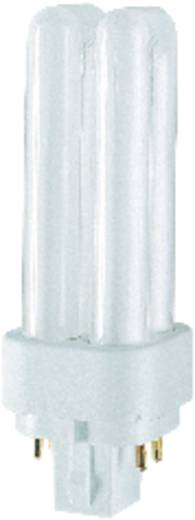 OSRAM Kompakt-Leuchtstofflampe EEK: A (A++ - E) G24q-1 115 mm 230 V 13 W Warm-Weiß Röhrenform 10 St.