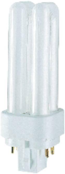 Usporná zářivka Osram, 13 W, G24q-1, 131 mm, studená bílá