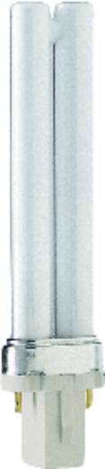 Energiesparlampe 137 mm OSRAM 230 V G23 7 W Kalt-Weiß EEK: B Stabform Inhalt 1 St.