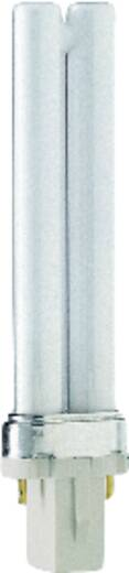 Energiesparlampe 137 mm OSRAM G23 7 W Warm-Weiß EEK: B Stabform Inhalt 1 St.