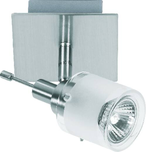 Deckenstrahler Halogen GU10 50 W Nice Price 3694 Nickel, Satin