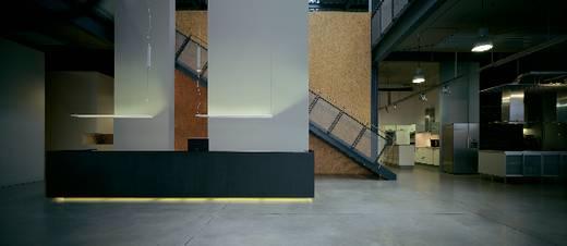 Pendelleuchte, Micro-Parabolraster hochglänzend, stail-SHDI 1x28/54 EVG wa