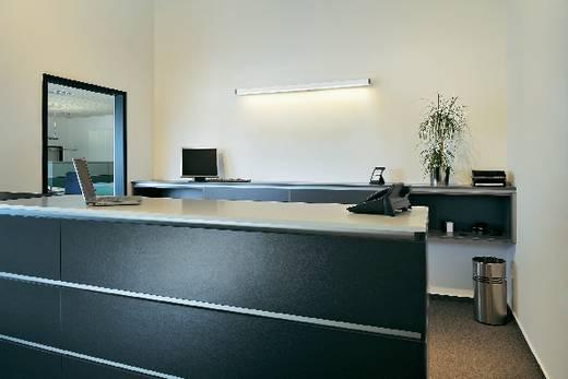 Bad-Wandleuchte Leuchtstofflampe G5 35 W SLV Q-Line 155001 Weiß, Chrom