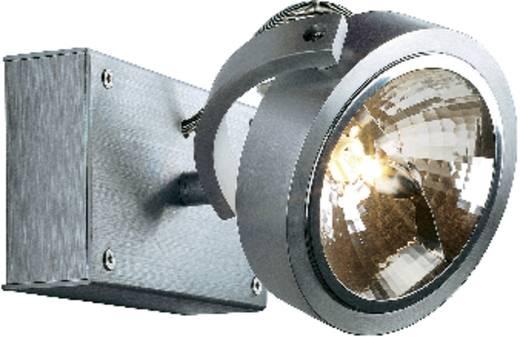 Deckenstrahler Halogen G5.3 50 W SLV Kalu 1 147256 Aluminium (gebürstet)