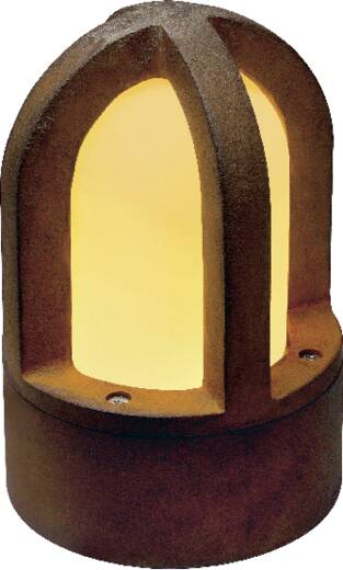 au enstandleuchte energiesparlampe e14 40 w slv rusty cone. Black Bedroom Furniture Sets. Home Design Ideas