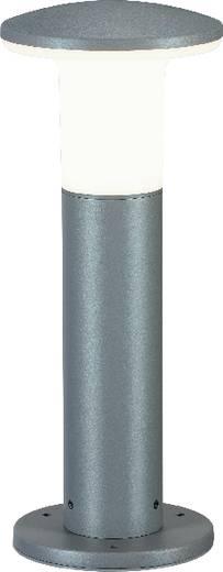 Außenstandleuchte Energiesparlampe E27 24 W SLV Alpa Mushroom 40 228932 Silber-Grau