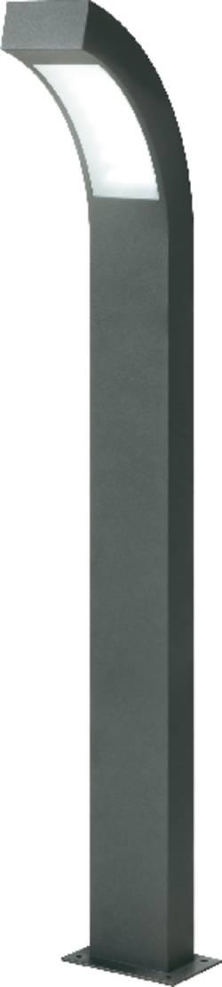 Venkovní stojací LED lampa Esotec HighLine 105194, 4.5 W, denní světlo, 100 cm, antracitová