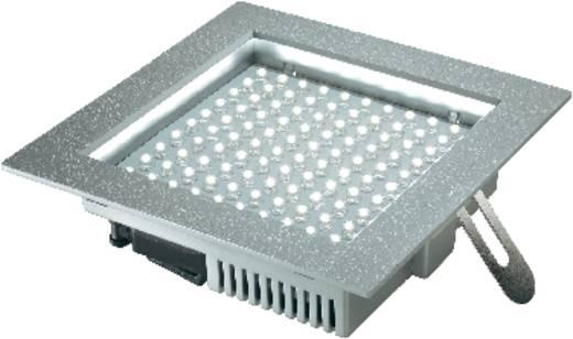 Esotec 105205 LED-Einbauleuchte 8.7 W Warm-Weiß Silber-Grau
