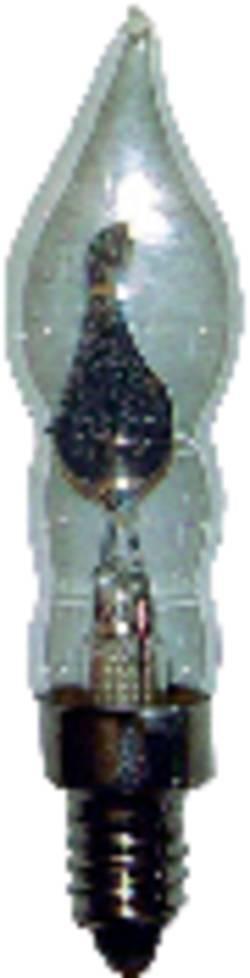 Image of Konstsmide 1020-020 Flackerkerze 2 St. E10 EEK: E (A++ - E) 230 V/50 Hz Klar