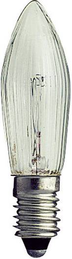 Konstsmide 1042-030 Top-Kerze 3 St. E10 34 V Klar