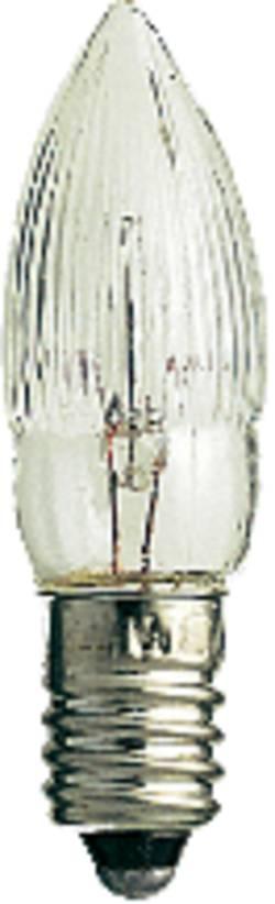 Image of Konstsmide 1047-030 Top-Kerze 3 St. E10 14 V Klar