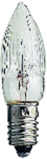 Ersatzleuchtmittel Weihnachten 7 V E10 2,5 W Klar Konstsmide 3er-Set
