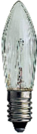 Ersatzleuchtmittel Weihnachten 55 V E10 3 W Warm-Weiß Konstsmide 3er-Set