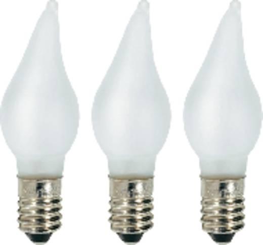 Konstsmide 2648-230 Ersatzbirne für Lichterketten 3 St. E10 24 V Klar