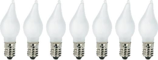 Ersatzbirne für Lichterketten 7 St. E10 34 V Klar Konstsmide 2649-270