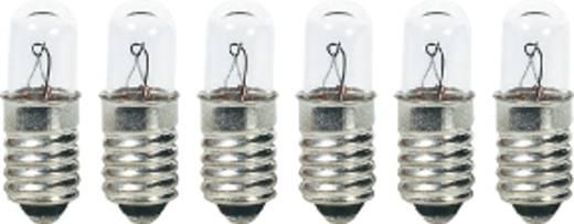 Konstsmide 3006-060 Ersatzbirne für Lichterketten 6 St. E5 12 V Klar