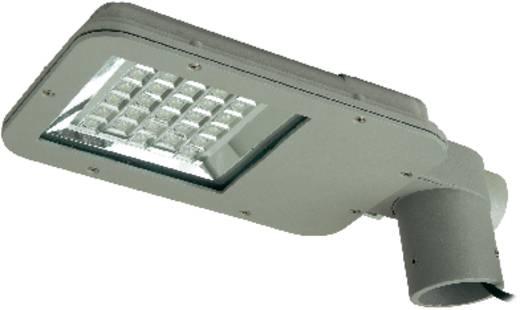 Esotec Außenwandleuchte LED Weg-/Parkplatzleuchte, 230 V 105264 LED Silber-Grau LED fest eingebaut