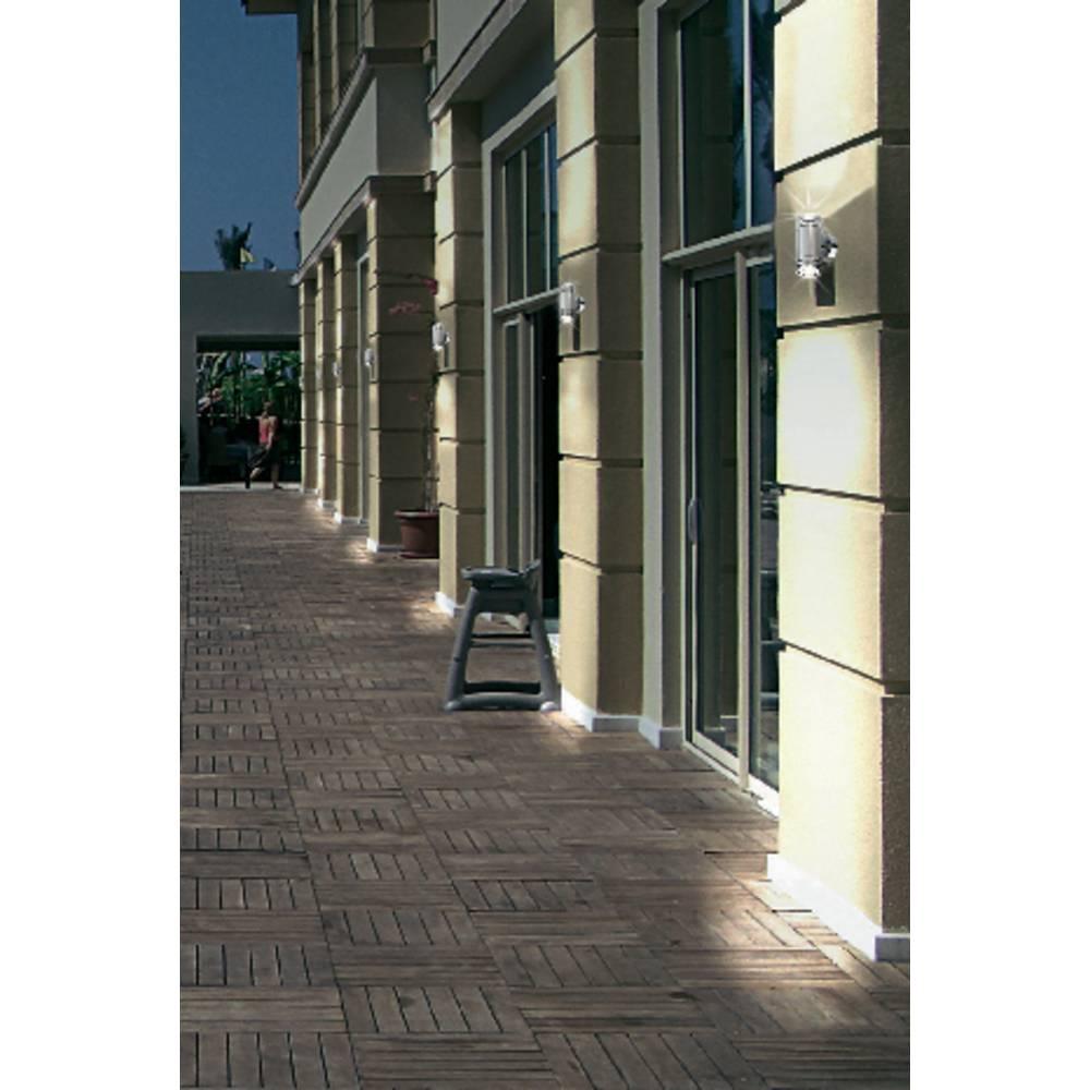 Lampade da parete per esterni lampada da parete a led per for Lampade led da esterno