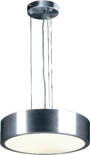 Pendelleuchte Leuchtstofflampe 2GX13 40 W SLV Medo 149262 Aluminium (gebürstet)
