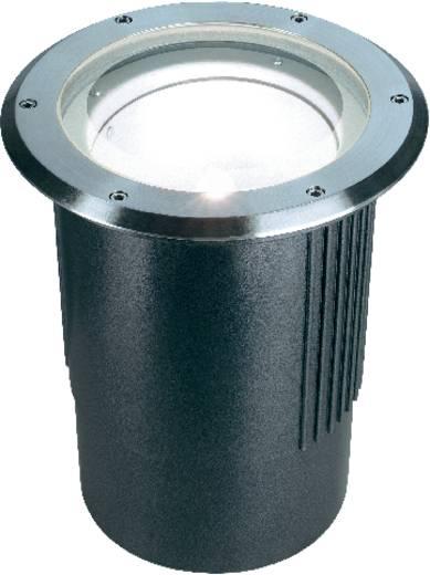 Außeneinbauleuchte G12 Halogenmetalldampf 150 W SLV Dasar 229270 Edelstahl