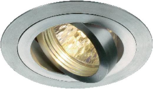 Einbauring Halogen G5.3 50 W SLV 111274 New Tria I Aluminium (gebürstet)