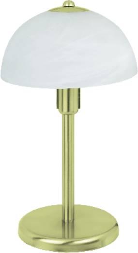 Nachttischlampe Halogen E14 40 W Paulmann Ella 77019 Messing