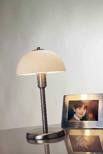 Nachttischlampe Halogen E14 40 W Paulmann Ella 77018 Nickel (gebürstet)