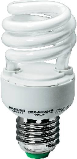 Energiesparlampe 96 mm Megaman 230 V E27 11 W = 52 W Tageslicht-Weiß EEK: A Spiralform Inhalt 1 St.