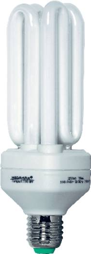 Energiesparlampe 176 mm Megaman 230 V E27 30 W = 112 W Tageslicht-Weiß EEK: B Röhrenform Inhalt 1 St.
