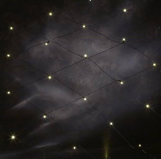 Konstsmide Lichternetz Außen 24 V EEK: A (A++ - E) 32 LED Warm-Weiß (B x H) 100 cm x 100 cm