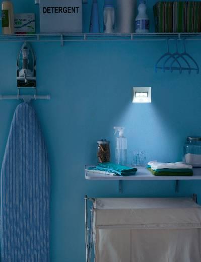 nachtlicht mit bewegungsmelder 2er set rechteckig led wei osram nightlux wei kaufen. Black Bedroom Furniture Sets. Home Design Ideas