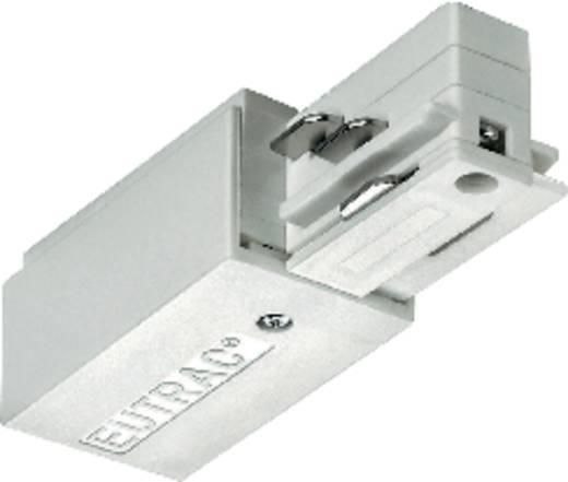 Hochvolt-Schienensystem-Komponente Verbindungsset Eutrac 145511 Weiß